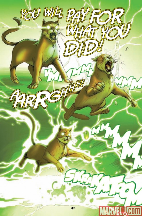 LOCKJAW AND THE PET AVENGERS #4, page 5