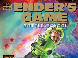 ENDER'S GAME: BATTLE SCHOOL PREMIERE HC