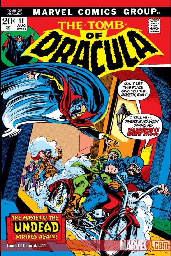 Tomb Of Dracula #11