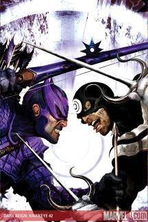 Dark Reign: Hawkeye #2