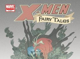 X-Men Fairy Tales #4 cover