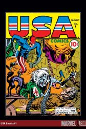 Usa Comics #1 