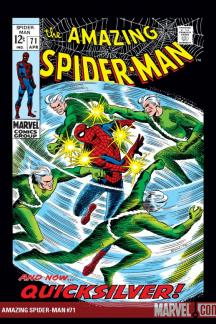 Amazing Spider-Man (1963) #71