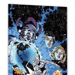 Marvel Adventures Fantastic Four Vol. 7: The Silver Surfer (2007)