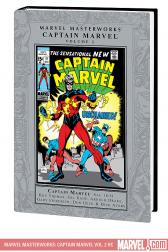 Marvel Masterworks: Captain Marvel Vol. 2 (Hardcover)