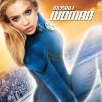 Invisible Woman International Movie Poster 1