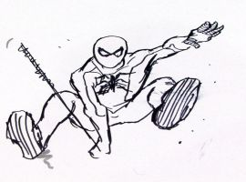 Spider-Man by Perkins