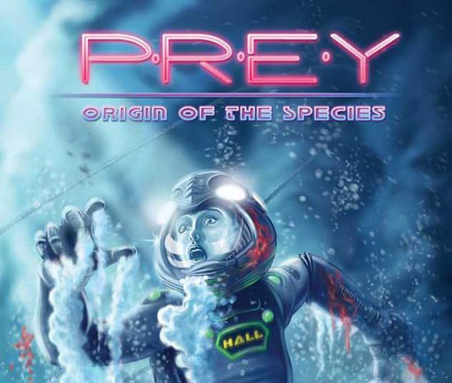 Prey: Origin of the Species (Trade Paperback)