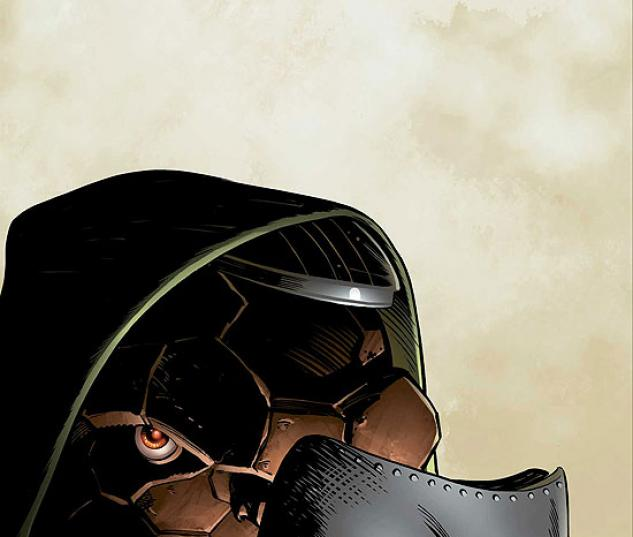 WHAT IF DOCTOR DOOM HAD BECOME THE THING? (2005) COVER