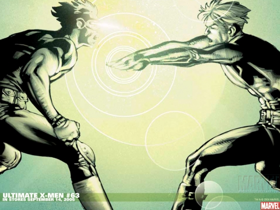 Ultimate X-Men (2000) #63 Wallpaper