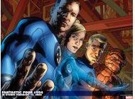 Fantastic Four (1998) #554 Wallpaper