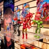 Iron Man Action Figures from Hasbro at Toy Fair 2011