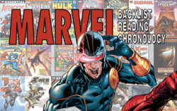 Marvel Backlist Chronology