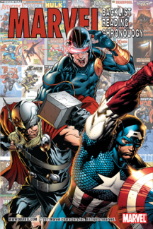 Marvel Backlist Chronology (2011) #1