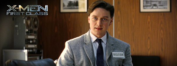 Watch a New X-Men: First Class Movie Clip
