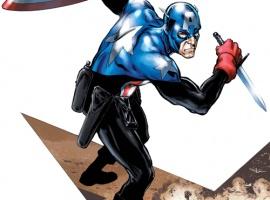 Sneak Peek: Captain America Corps #1