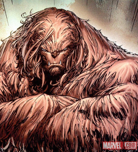 Marvel's Top 5 Hairiest Heroes