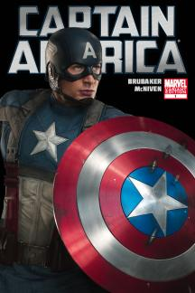 Captain America (2011) #1 (Movie Variant)