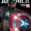 Captain America (2011) #1 Movie Variant Cover