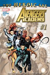 Avengers Academy #1 