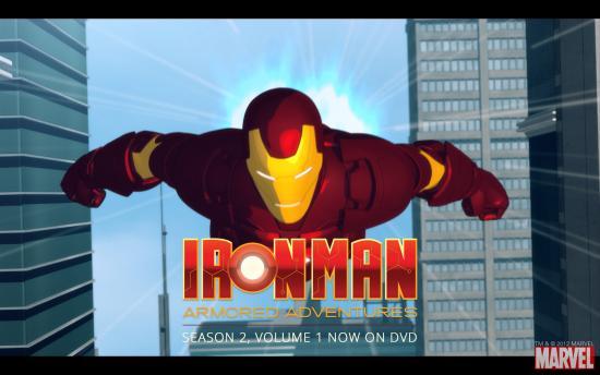 Iron Man: Armored Adventures Wallpaper #1
