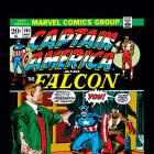 Captain America (1968) #161 Cover