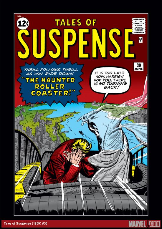 Tales of Suspense (1959) #30 Cover