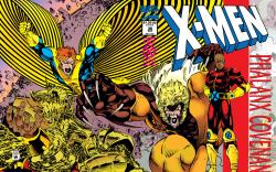 X-Men (1991) #36 Cover