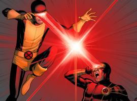 Through the Eyes of the X-Men: Cyclops