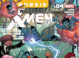 Wolverine & the X-Men (2011) #4