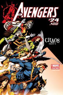 Avengers #24  (Anka Xca 5 Variant)