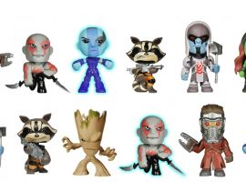 Guardians of the Galaxy Mystery Bobble-Heads