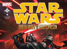 Star Wars: Darth Vader And The Ghost Prison (2012) #4