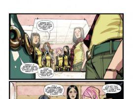 X-MEN: PIXIE STRIKES BACK #1 Art by Sara Pichelli