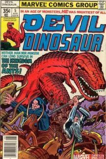 Devil Dinosaur (1978) #5