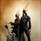 GHOST RIDERS: HEAVENS FIRE #1