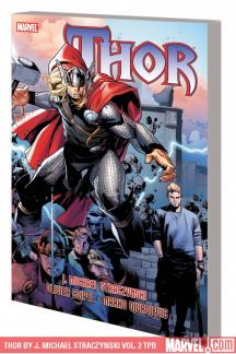 Thor by J. Michael Straczynski Vol. 2 (Trade Paperback)