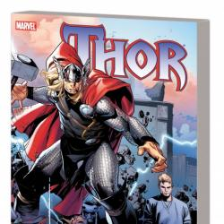 THOR BY J. MICHAEL STRACZYNSKI VOL. 2 TPB