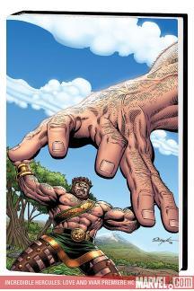 Incredible Hercules: Love and War Premiere (Hardcover)