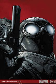 Spider-Man Noir (2008) #3