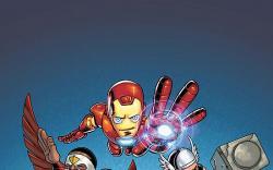 SUPER HERO SQUAD: HERO UP! ONE-SHOT  #1
