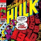 INCREDIBLE HULK #135 COVER