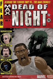 Dead of Night Featuring Man-Thing (2008) #4