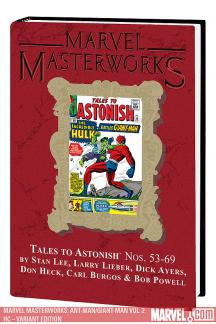 Marvel Masterworks: Ant-Man/Giant-Man Vol. 2 (Hardcover)