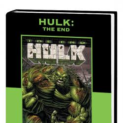 HULK: THE END PREMIERE HC #0