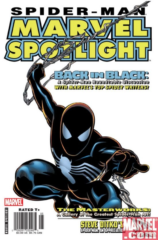 Marvel Spotlight: Back in Black