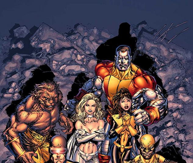 X-Men: Phoenix - Warsong (2006) #1