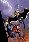 MARVEL AGE SPIDER-MAN TEAM-UP (2006) #5 COVER