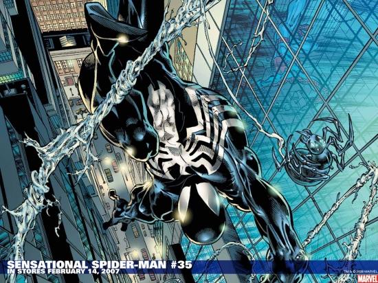 Sensational Spider-Man (2006) #35 Wallpaper