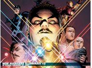 New Avengers: Illuminati (2006) #2 Wallpaper